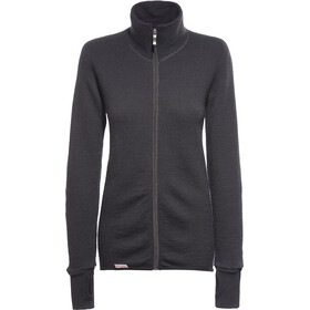 Woolpower 400 Veste polaire zippée, black